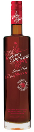 Sweet Carolina Vodka Sweet Tea Raspberry